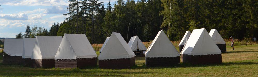 Letní tábor 2018
